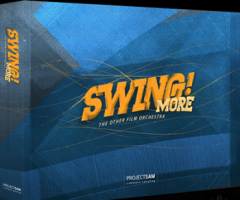 爵士乐团ProjectSAM Swing More! v1.1 UPDATE KONTAKT