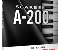 Native Instruments Scarbee A-200 v1.3.0 KONTAKT