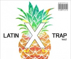 Kryptic Samples Latin X Trap Vol 2 WAV MIDI