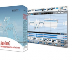 Antares Auto-Tune 7.6.8-7.7 for mac 苹果版本