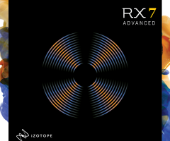 iZotope RX7 Audio Editor Advanced 7.00 Mac音频修复