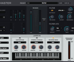 Loopmasters Bass Master v1.0.0.316 MacOSX 贝斯