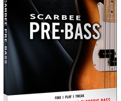 Native Instruments Scarbee Pre-Bass v1.2.0 KONTAKT